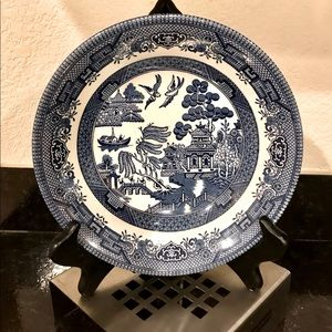 Blue Willow Soup Bowl